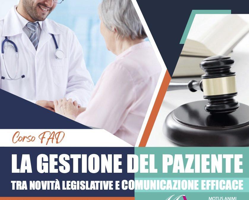 Corso FAD riservato agli iscritti degli Ordini TSRM TSTRP della Regione Puglia